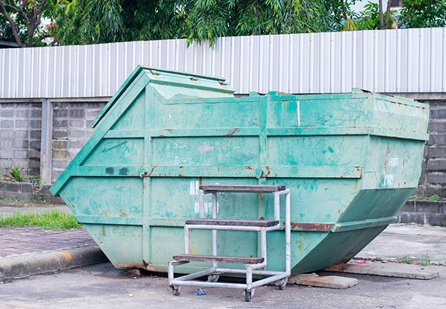 container_muell_entruempelung